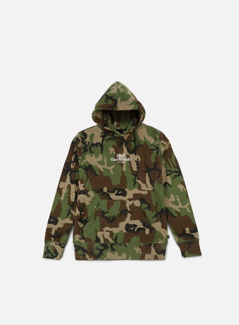 felpe huf ambush hoodie camo