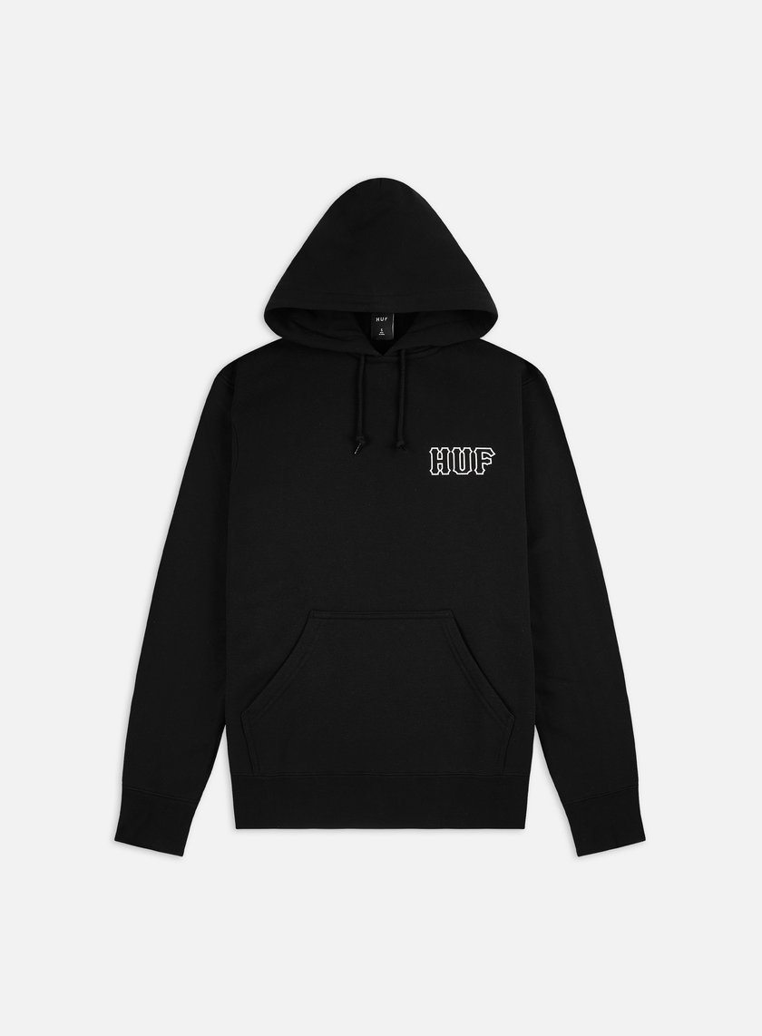 Huf Barb Wire Classic H Hoodie