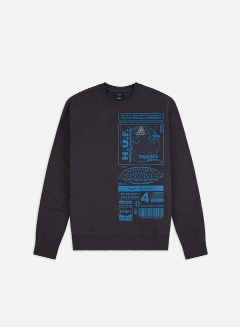Sale Outlet Crewneck Sweatshirts Huf Bit-6 Crewneck