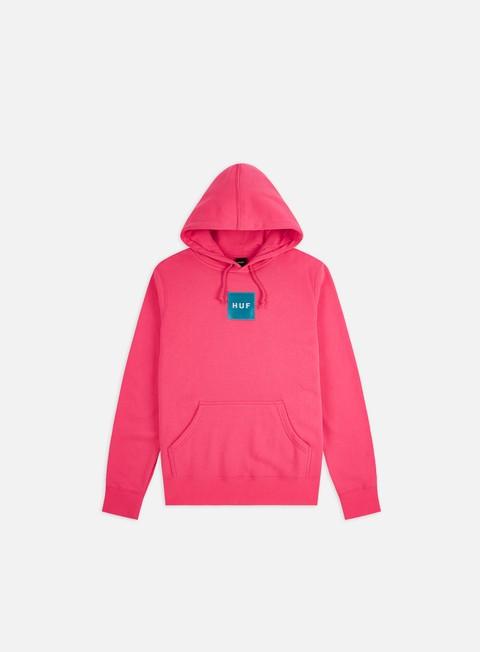Hooded Sweatshirts Huf Box Logo 2 Hoodie
