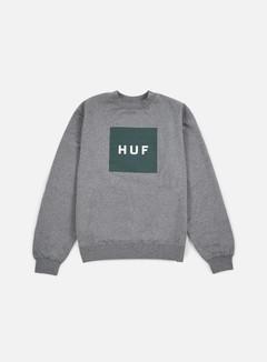 Huf Box Logo Crewneck