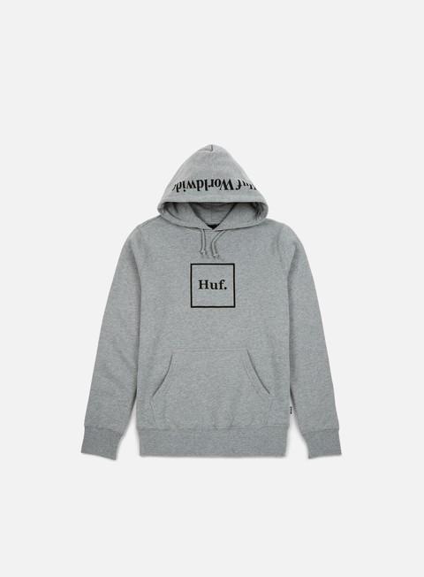 Hooded Sweatshirts Huf Box Logo Hoodie