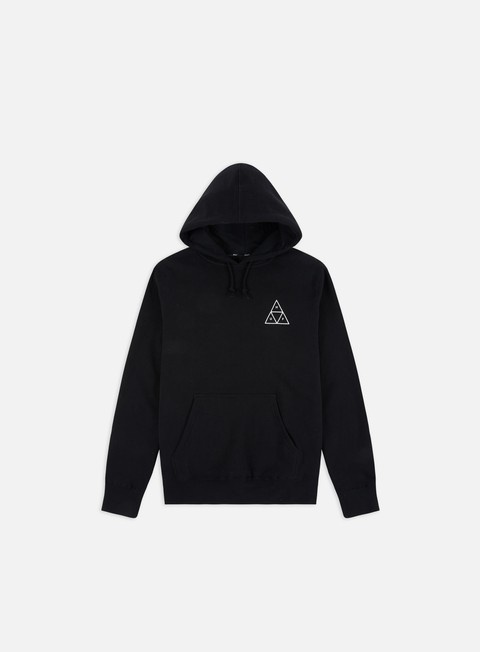 Hooded Sweatshirts Huf City Rose Hoodie