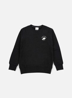 Huf - Cleon Crewneck, Black 1