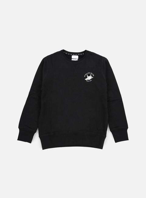 Sale Outlet Crewneck Sweatshirts Huf Cleon Crewneck
