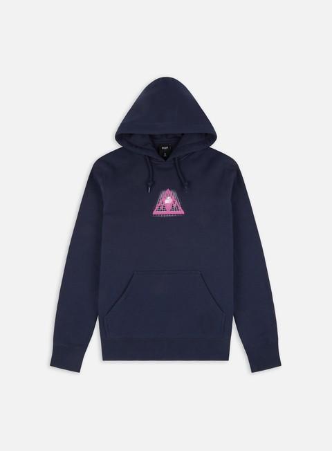 Hooded Sweatshirts Huf Digital Dream TT Hoodie
