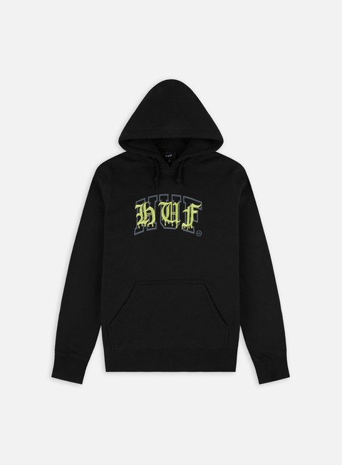 Hooded Sweatshirts Huf Discordia Hoodie