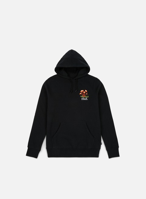 Sale Outlet Hooded Sweatshirts Huf Don't Trip Hoodie