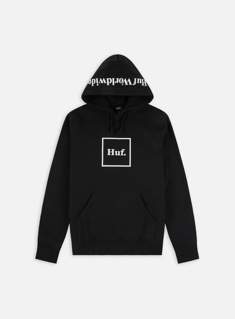 Hooded Sweatshirts Huf Essentials Box Logo Hoodie