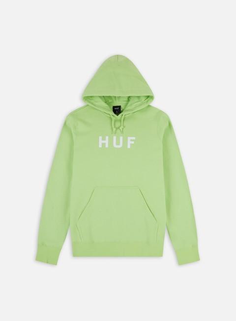 Hooded Sweatshirts Huf Essentials OG Logo Hoodie