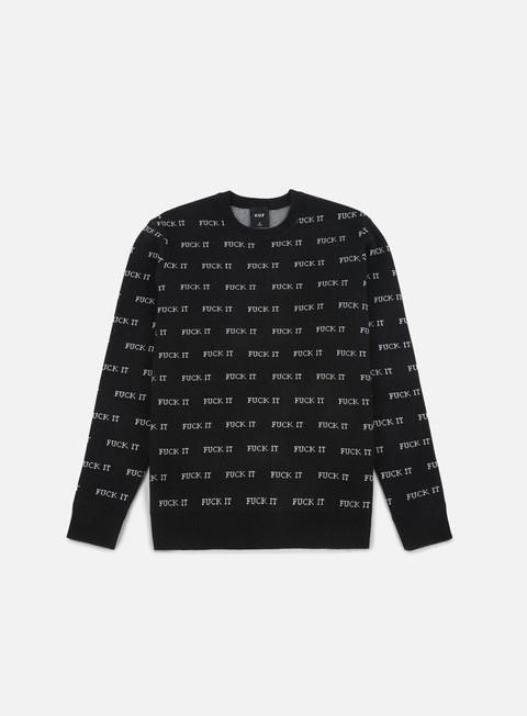 Huf Fuck It Jacquard Sweater