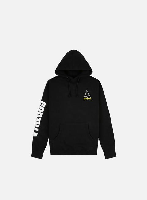 Hooded Sweatshirts Huf Godzilla TT Hoodie