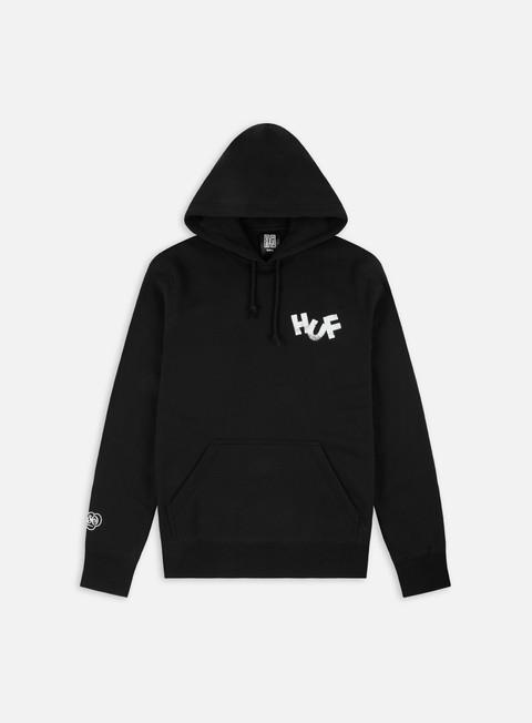 Hooded Sweatshirts Huf Haze Brush Hoodie