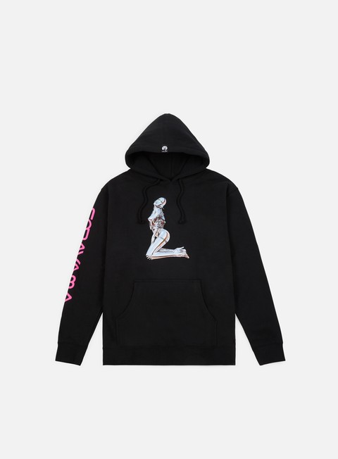 Sale Outlet Hooded Sweatshirts Huf Huf x Sorayama Hoodie