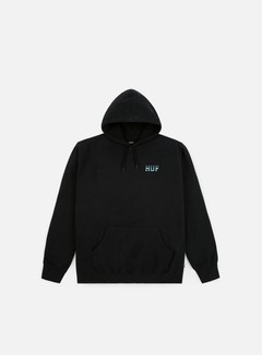 Huf Ice Rose Classic H Pullover Hoodie