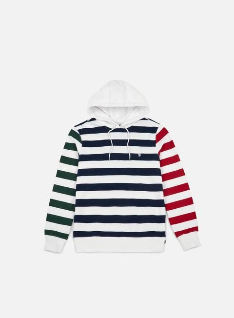 felpe huf kennedy hoodie white