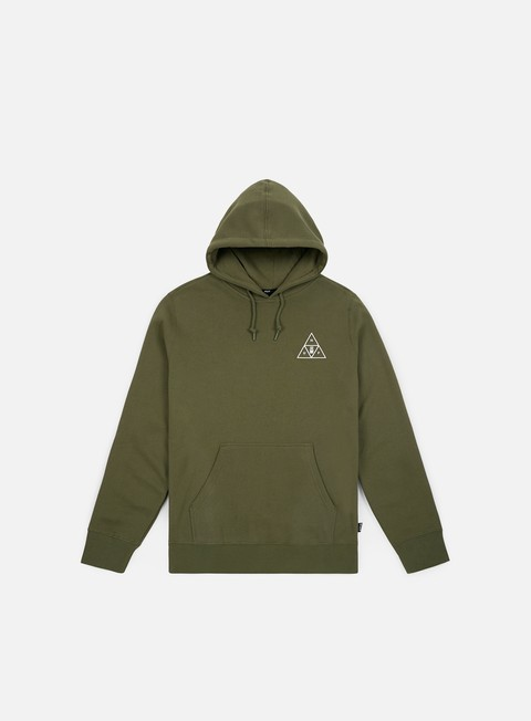Hooded Sweatshirts Huf Memorial Triangle Hoodie