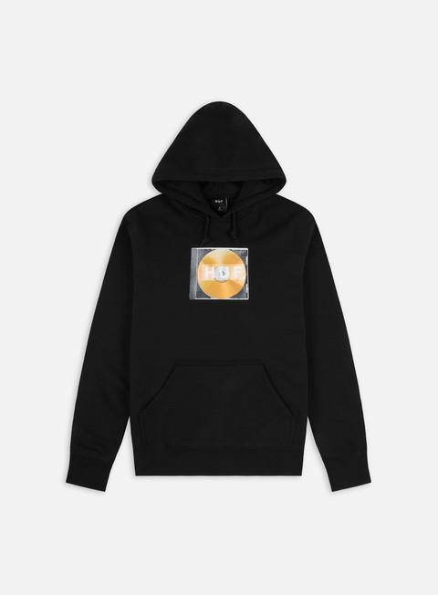 Hooded Sweatshirts Huf Mix Box Logo Hoodie
