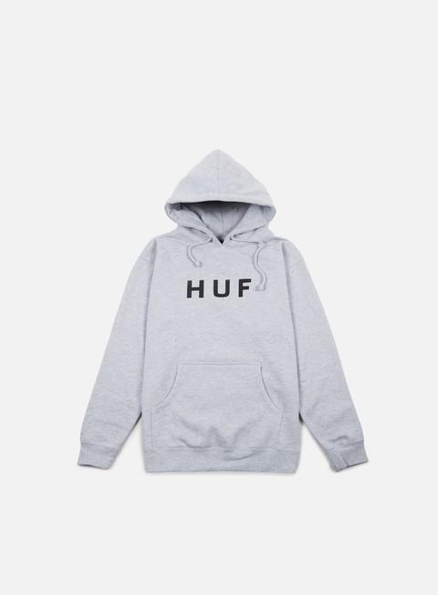 Felpe con Cappuccio Huf Original Logo Hoodie