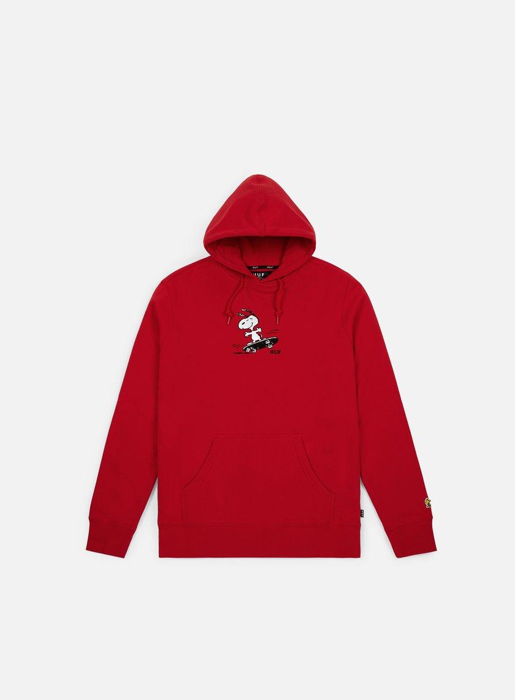 e989c6e9dd HUF Peanuts Snoopy Skates Hoodie € 55 Hooded Sweatshirts