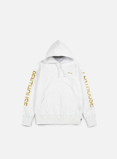 Huf - Penthouse Pullover Hood, White 1