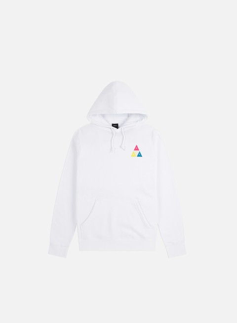 Outlet e Saldi Felpe con Cappuccio Huf Prism Trail Hoodie Hoodie