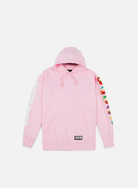 felpe huf south park kids hoodie pink
