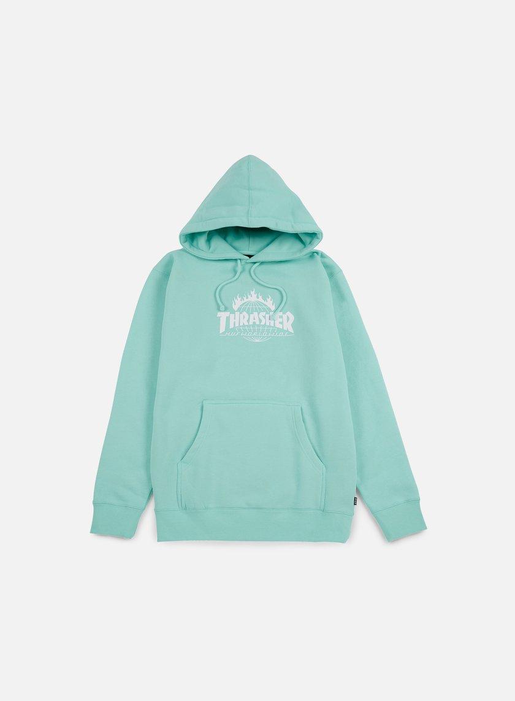 acbe6d8075bb HUF Thrasher TDS Hoodie € 95 Hooded Sweatshirts