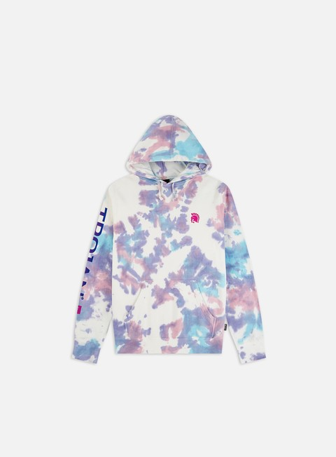 Hooded Sweatshirts Huf Trojan Ecstasy Hoodie