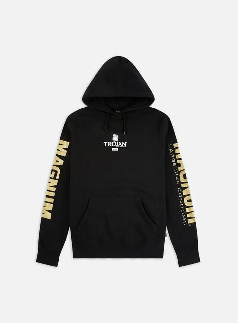 Hooded Sweatshirts Huf Trojan Magnum Hoodie