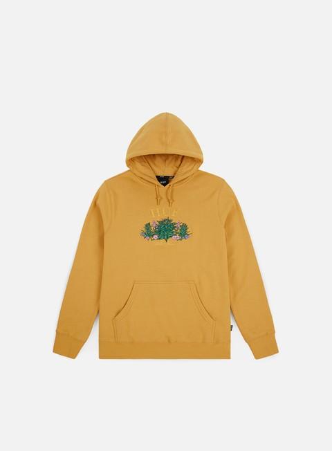 Hooded Sweatshirts Huf Wild Flowers Pullover Hoodie