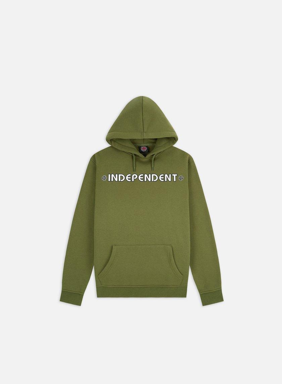 Independent Bar Cross Hoodie