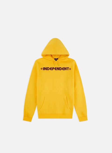Sale Outlet Hoodie Independent Bar Cross Hoodie