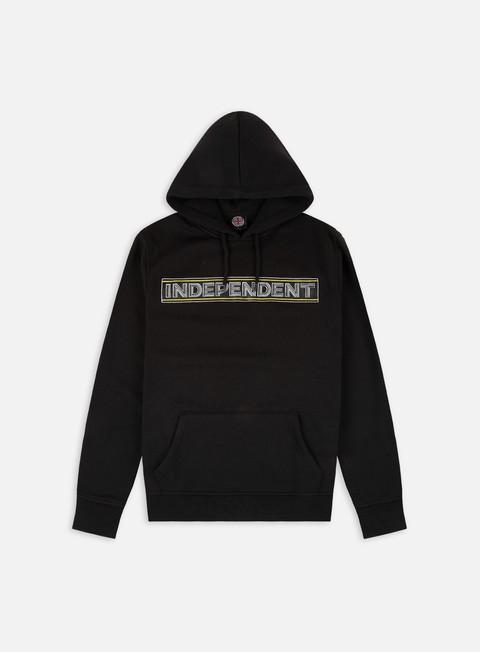 Hoodie Independent Bar Cross Ribbon Hoodie
