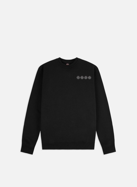 Outlet e Saldi Felpe Girocollo Independent Chain Cross Crewneck