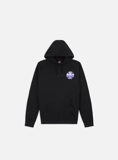 Independent Purple Chrome Hoodie