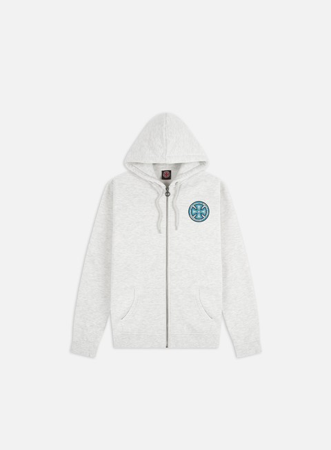 Independent Stained Glass Zip Hoodie