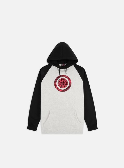 Hooded Sweatshirts Independent Target Raglan Hoodie