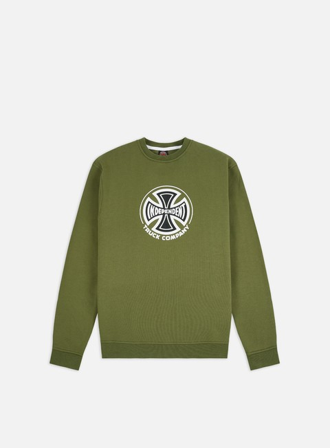 Outlet e Saldi Felpe Girocollo Independent Truck Co. Crewneck