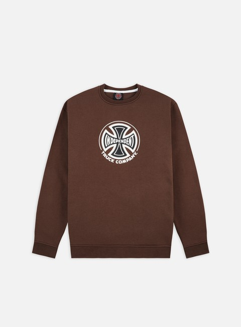 Outlet e Saldi Felpe Girocollo Independent Truck Co Crewneck