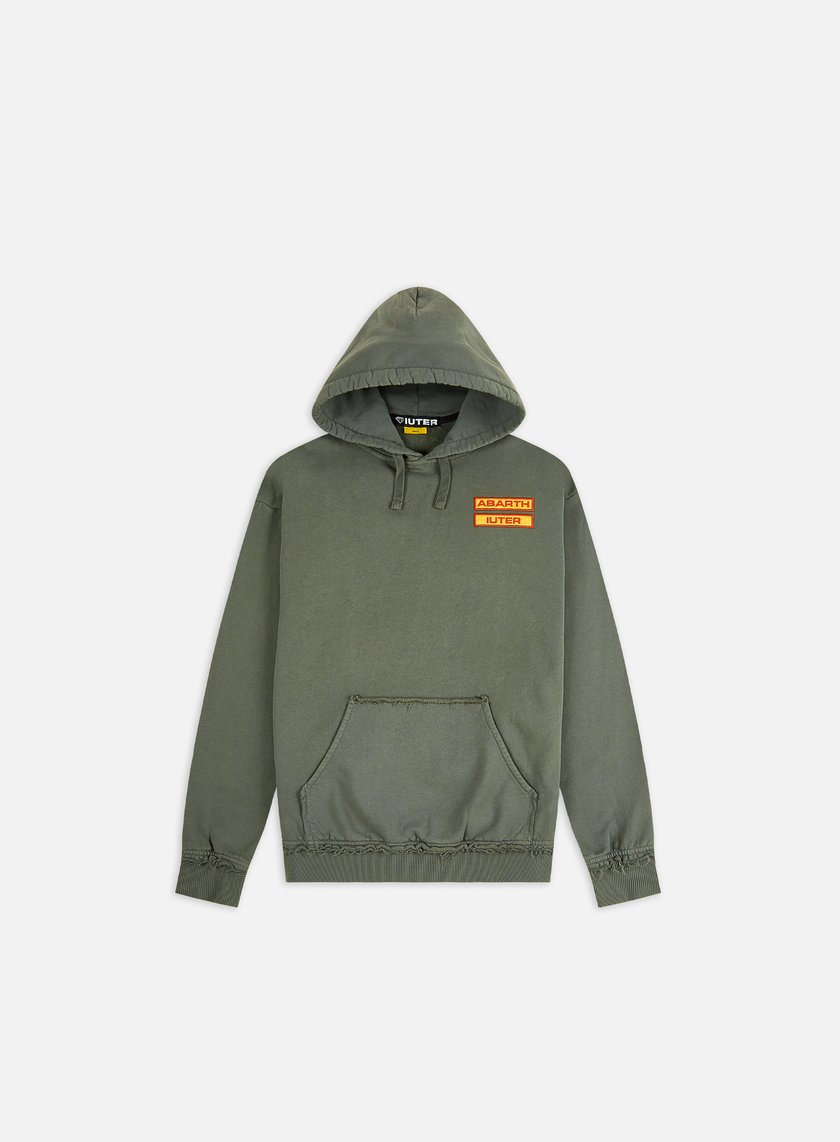 Iuter Abarth Patch Hoodie