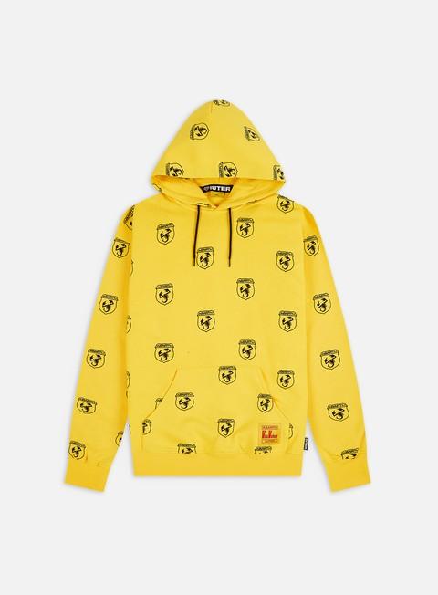 Hooded Sweatshirts Iuter Abarth Scorpio Hoodie