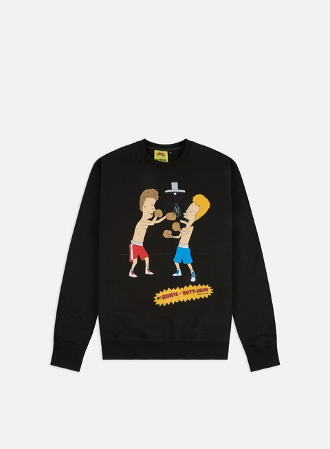 Iuter Beavis And Butt-Head Knockout Crewneck