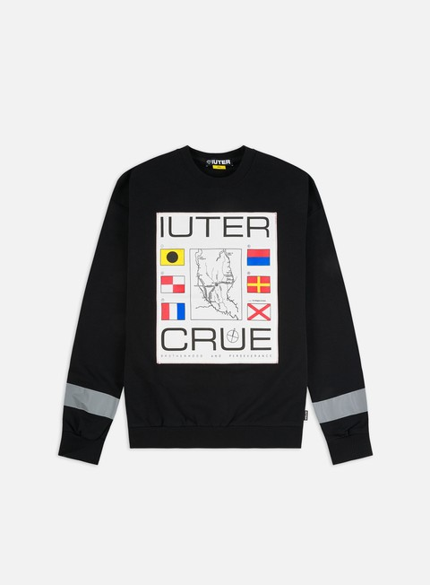 Felpe Girocollo Iuter Brotherhood Crewneck