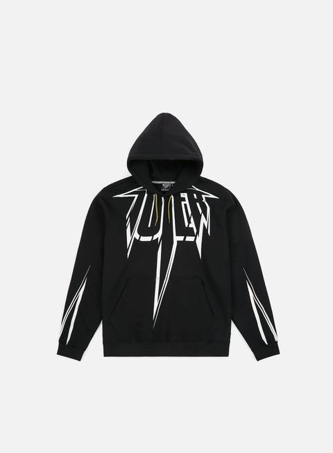 felpe iuter corna hoodie black