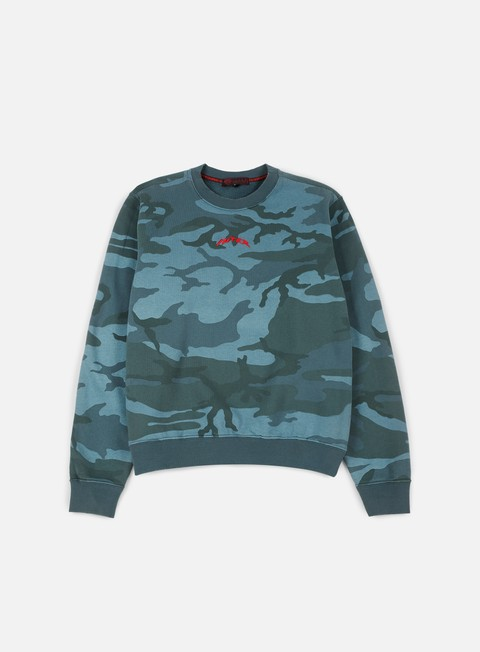 Sale Outlet Crewneck Sweatshirts Iuter Dark Camo Crewneck