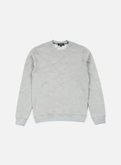 Iuter - Demiparquet Crewneck, Light Grey 1