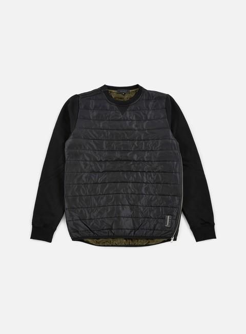 Sale Outlet Crewneck Sweatshirts Iuter Down Quilted Crewneck