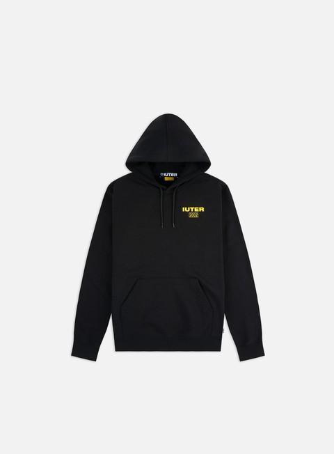 Hooded Sweatshirts Iuter Fast Logo Hoodie