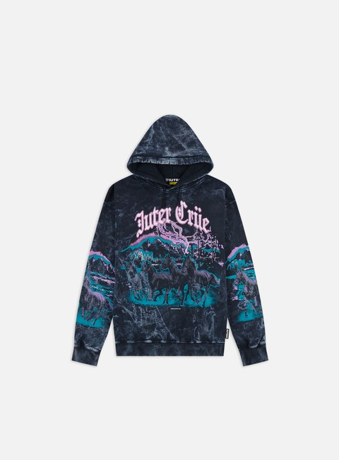 Hooded Sweatshirts Iuter Free Spirit Marble Hoodie